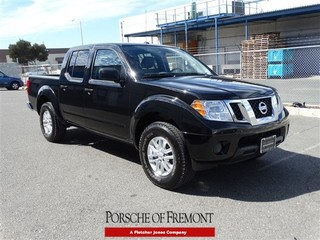 Pre-Owned 2015 Nissan Frontier SL Rear Wheel Drive Pickup Truck