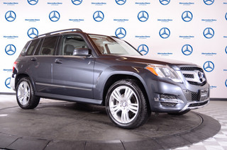 Pre-Owned 2014 Mercedes-Benz GLK 4MATIC 4dr GLK350 All Wheel Drive SUV