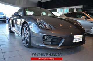 Pre-Owned 2014 Porsche Cayman 2dr Cpe S Rear Wheel Drive Coupe