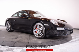 Certified Used Porsche 911 2dr Cpe Carrera S (997) *Ltd Avail*