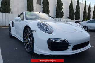 Certified Used Porsche 911 2dr Cpe S Turbo