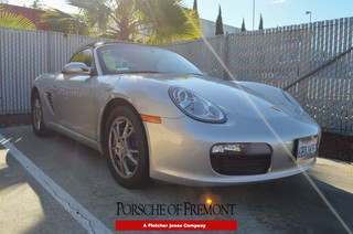Pre-Owned 2007 Porsche Boxster 2dr Roadster Rear Wheel Drive Coupe