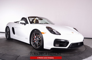 Pre-Owned 2015 Porsche Boxster GTS Rear Wheel Drive Convertible