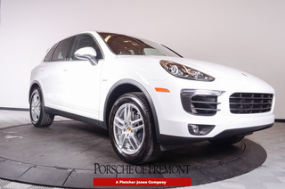 Pre-Owned 2015 Porsche Cayenne AWD 4dr Diesel All Wheel Drive SUV