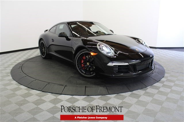 Certified Pre-Owned 2014 Porsche 911 2dr Cpe Carrera S Rear Wheel Drive Coupe